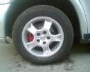 ALU kola CMS jako nová,nove pneu!!!SUPER CENA!!!