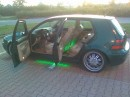 vw golf IV GTi 1.8TURBO exclusive line
