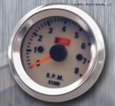 Univerzální pro Všechny vozy - Otáčkoměr, průměr 52 mm
