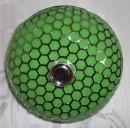 Univerzální pro všechny vozy - sportovní filtr -houba- zelený