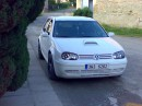 VW golf 1.8 20V