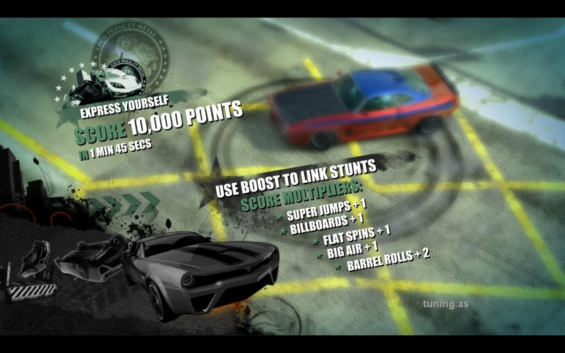 Tuning - Burnout Paradise: The Ultimate Box