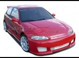 Honda Civic 5G - Přední nárazník typ B (Design Šimík)