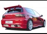 Honda Civic 5G - Zadní nárazník typ A (Design Šimík)