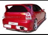 Honda Civic 6G - Zadní nárazník (Design Šimík)
