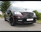 Mercedes-Benz ML 2005-2008 - Spoiler předního nárazníku (Design Šimík)