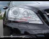 Mercedes-Benz ML 2005-2008 - Kryty předních světel (Design Šimík)