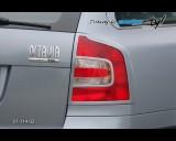Škoda Octavia II - Rámeček zadních světel - Combi (Autostyl Janko)