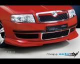 Škoda Superb - Spoiler pod přední nárazník (Autostyl Janko)