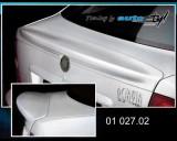 Škoda Octavia - Nástavek víka kufru (Autostyl Janko)