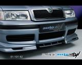 Škoda Octavia 2001- Spoiler pod přední spoiler - pro lak (Autostyl Janko)