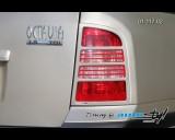Škoda Octavia 2001 - Rámeček zadních světel - Combi (Autostyl Janko)