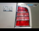 Škoda Octavia - Rámeček zadních světel Combi - chrom (Autostyl Janko)