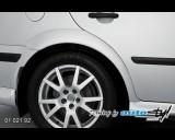Škoda Octavia - Nástavky blatníků široké - pro lak (Autostyl Janko)
