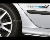 Škoda Fabia - Zadní díl k prahům (samostatný) - pro lak (Autostyl Janko)