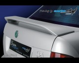 Škoda Fabia - Křídlo kufr - Sedan (Autostyl Janko)
