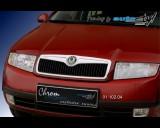 Škoda Fabia - Lišta masky - chrom (Autostyl Janko)