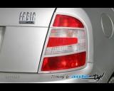Škoda Fabia - Rámeček zadních světel pro lak r.v. od 9/04 (Autostyl Janko)