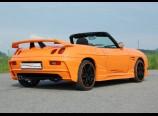 Fiat Barchetta - Převleky zadního nárazníku (pár) (Design Šimík)