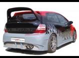 Honda Civic 7G - Zadní nárazník typ B (Design Šimík)