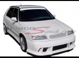 Škoda Felicia - Přední nárazník typ A (Design Šimík)