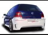 VW Golf IV - Zadní nárazník (Design Šimík)