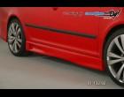 Škoda Octavia II - Body kit prahové nástavce (Autostyl Janko)