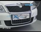 Škoda Octavia II - Rámeček SPZ přední (Autostyl Janko)