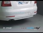 Škoda Octavia II- Difuzor zadního nárazníku - pro lak - sedan/combi (Autostyl Janko)