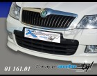 Škoda Octavia II- Lišta nad nasávací mřížku (Autostyl Janko)