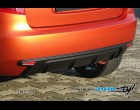 Škoda Fabia II - Zadní difusor Sport - černý desén (Autostyl Janko)