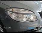 Škoda - Mračítka předních světel - pro lak (Autostyl Janko)