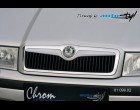 Škoda Octavia - Lišta masky - pro lak (Autostyl Janko)