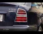 Škoda Octavia - Rámeček zadních světel - chrom (Autostyl Janko)