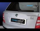 Škoda Fabia - Spoiler 5. dveří - hladký pro lak (Autostyl Janko)