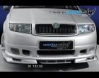 Škoda Fabia - Spoiler pod přední spoiler - černý desén (Autostyl Janko)