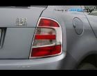 Škoda Fabia - Rámeček zadních světel - chrom r.v. do 8/04 (Autostyl Janko)