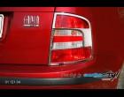 Škoda Fabia - Rámeček zadních světel - combi, sedan, chrom r.v. do 8/04 (Autostyl Janko)