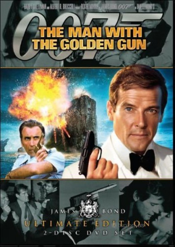 Mannen med den gyllene pistolen (1974) izle