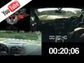 Corvette ZR1 vs. Nissan GTR na okruhu Nürburgring